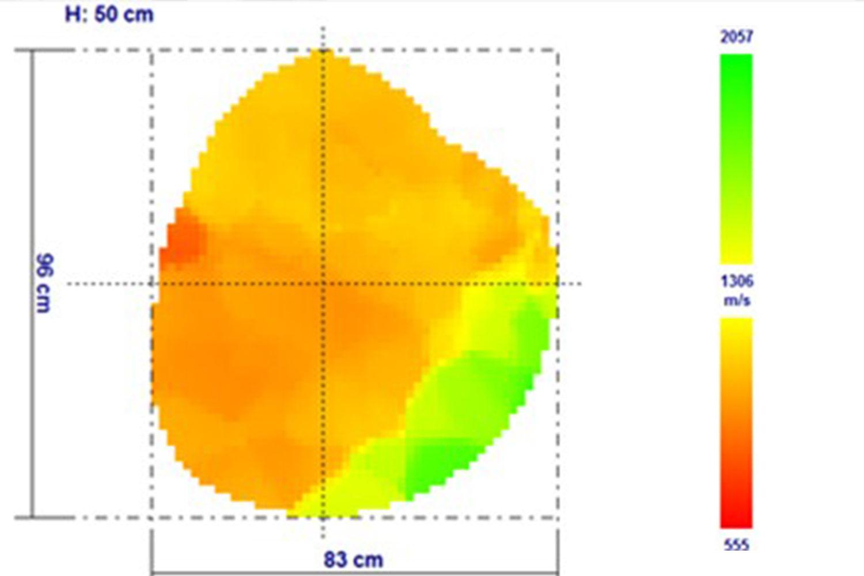 Schalltomograph